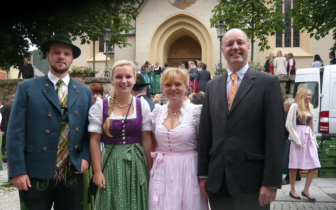 Familie Zach - Ferienwohungen Zach, Grainau